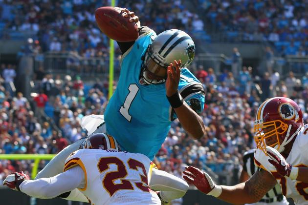 NFL Has Its Version of Michael Jordan: Super Cam Has Arrived