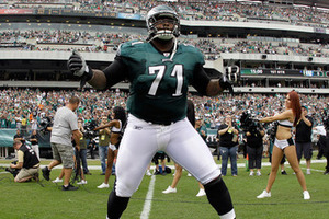 Jason Peters: Why Offensive Line Will Still Be Philadelphia Eagles' Strength