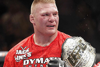 WWE News: Negotations to Bring in Brock Lesnar for WrestleMania 28 Appearance