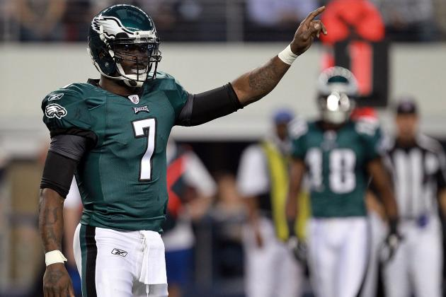 Michael Vick Claims He Is 'One of the Best,' Doesn't Care About Rumors
