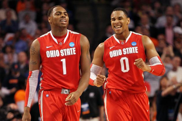 NCAA Bracket 2012: Breaking Down Ohio State vs. Kansas Final Four Matchup