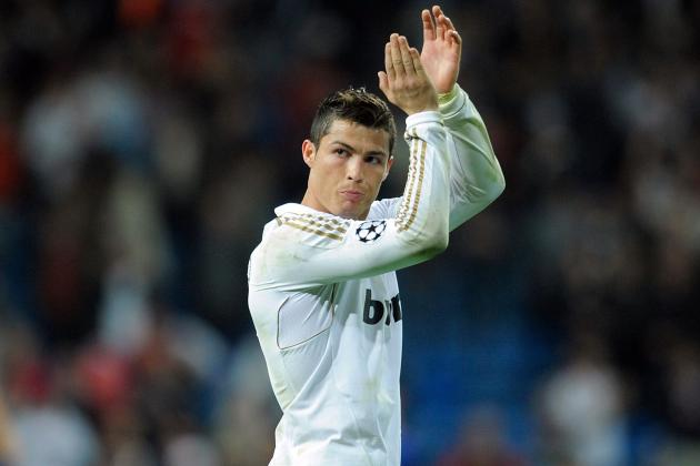 Manchester City's Huge Bid for Cristiano Ronaldo Unlikely, But Fun to Consider