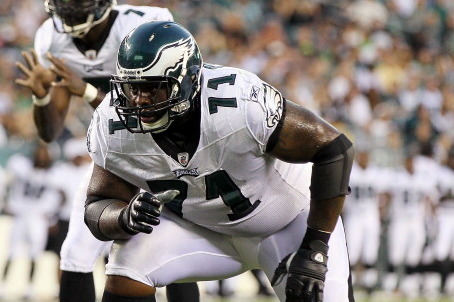 Jason Peters Injury: Eagles Star Tackle Ruptures Achilles, Requires Surgery