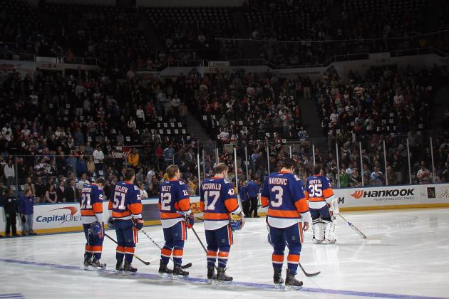 New York Islanders: Quebec's New Arena the Isles' Future Home?