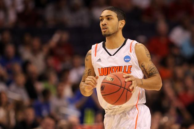 Louisville vs. Kentucky: Cardinals' Peyton Siva Can't Disappear Against Wildcats
