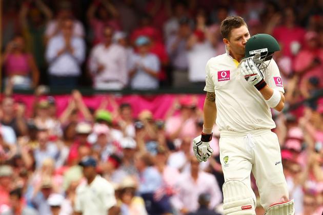 Michael Clarke: The No. 1 Test Batsman in the World