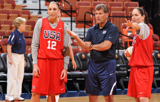 USA Basketball Announces First 11 for 2012 Olympics