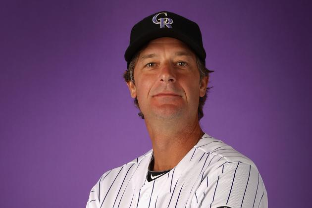 MLB Spring Training 2012: Jamie Moyer Makes Rockies' Starting Rotation