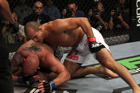 Dana White: Junior dos Santos Emulates Same Style as Chuck Liddell