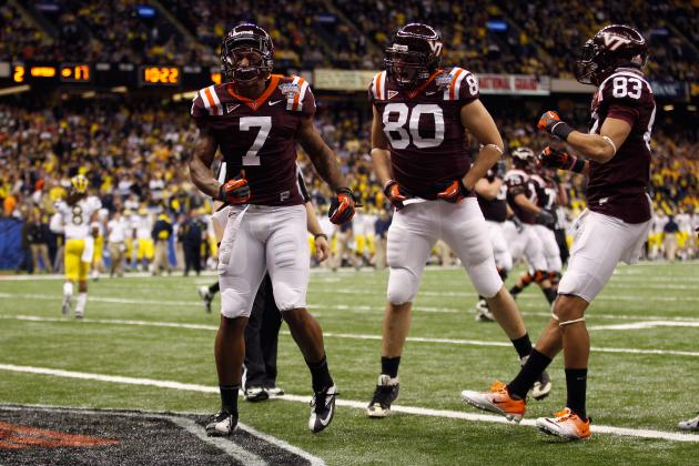 Virginia Tech Football: What Is the Biggest Offensive Question This Spring?