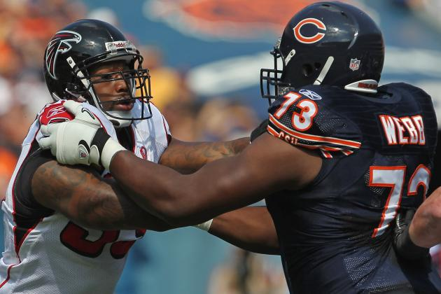 Chicago Bears: Should Phil Emery and Lovie Smith Be Happy with Offensive Line?