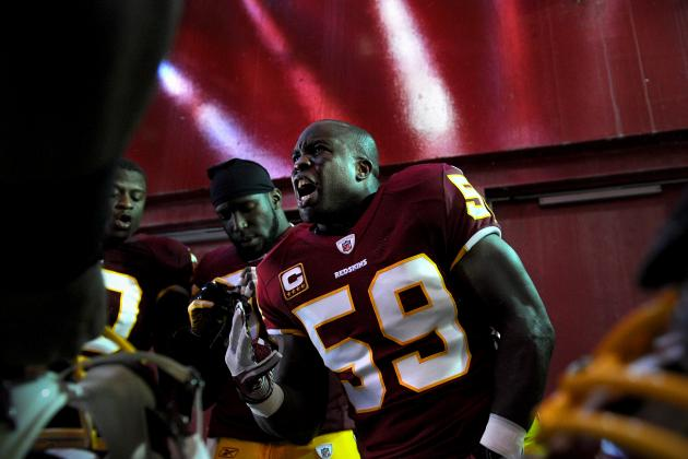 Washington Redskins: London Fletcher Situation Highlights Poor Player Management
