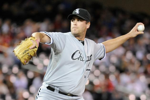 Matt Thornton Will Likely Get a Second Shot as Chicago White Sox Closer