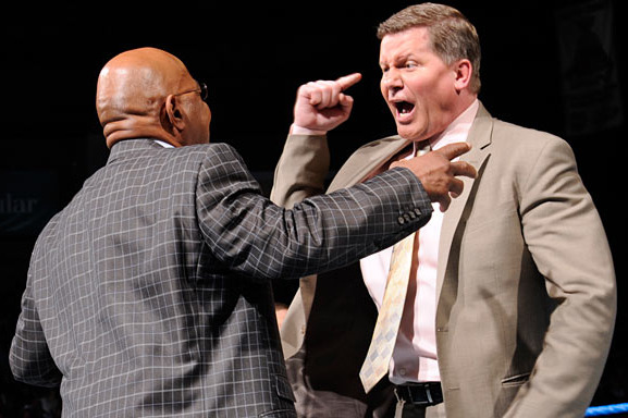 WrestleMania 28: Power Ranking Members of Team Teddy vs. Team Johnny