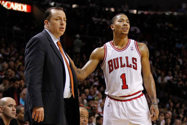 Chicago Bulls Players Stick Up for Tom Thibodeau