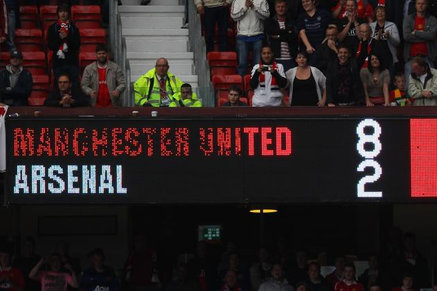 Arsenal Diary: Why Manchester United Win Everything and Arsenal Don't