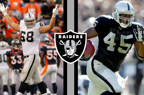 Oakland Raiders Offensive MVP Tournament: Round 1