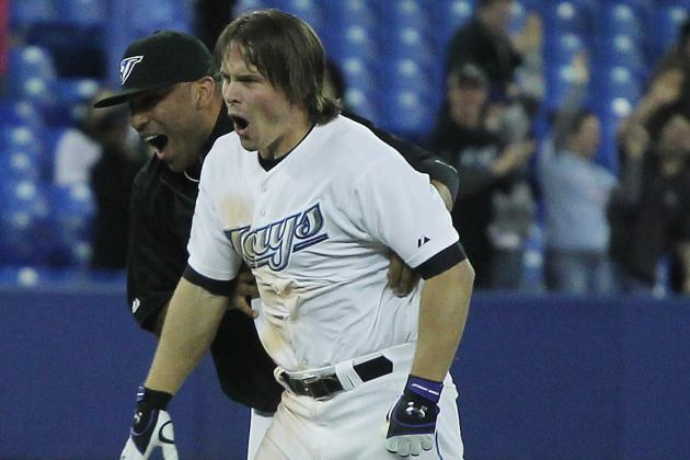MLB Spring Training 2012: Don't Feel Sorry for Toronto Blue Jays' Travis Snider