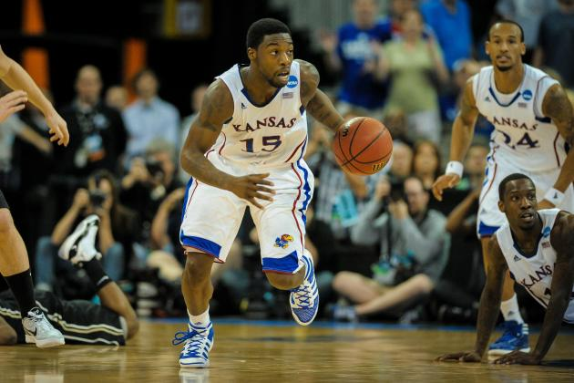 Final Four: Elijah Johnson Is Key to a Kansas Jayhawk's Win over Ohio State
