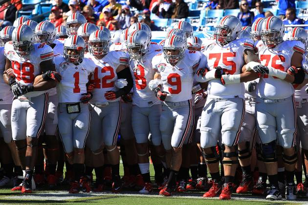 Ohio State Football 2012: Depth Chart Part I—Quarterback and Running Back