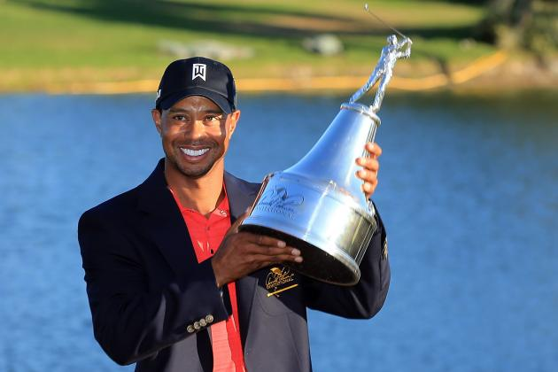 Tiger Woods Is Poised to Prove He Is Still the Master