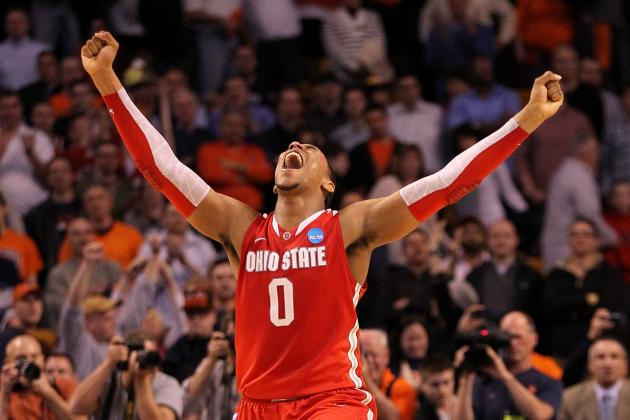 NCAA Bracket 2012: Jared Sullinger and Buckeyes Who Must Come Up Big on Saturday