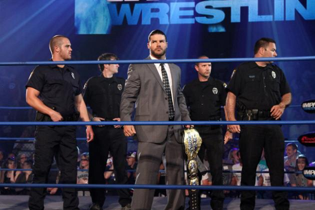 IMPACT Wrestling Quick Thoughts for March 29, 2012: Austin Aries Main Events?