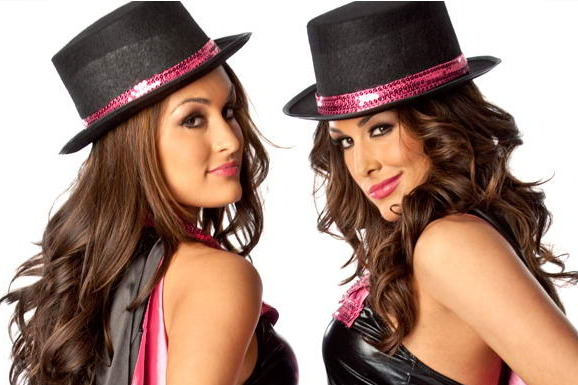 Wrestlemania 2012: Bella Twins Sure to Be Waste of Space at WWE's Premier Event