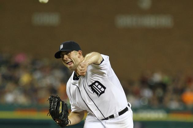 Detroit Tigers: Fifth Starter Watch, Fourth Edition