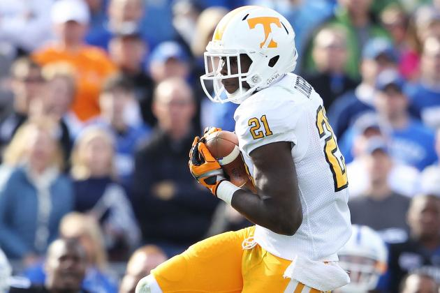 Tennessee Football: WR Da'Rick Rogers Back with Vols