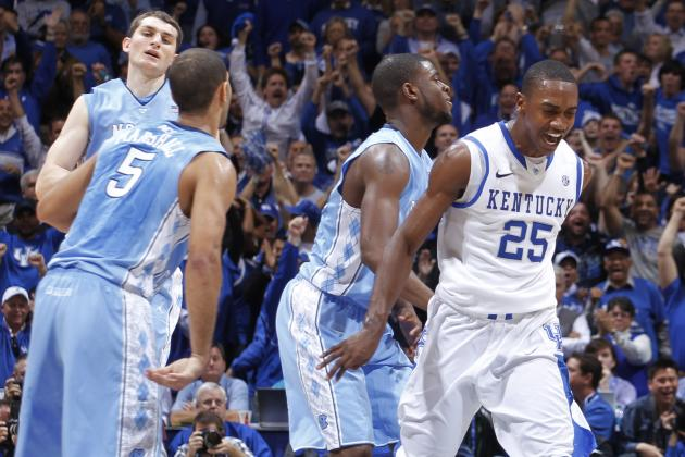 A Kentucky/North Carolina Superteam Could Beat the Charlotte Bobcats