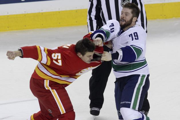 Vancouver Canucks vs Calgary Flames: Outcome Is Huge for Both Teams