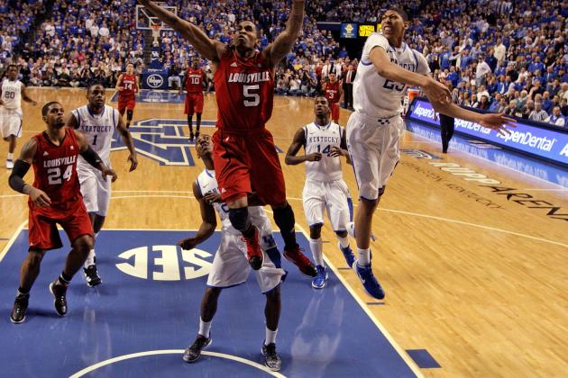 Louisville Cardinals vs. Kentucky Wildcats: 2012 Final Four Predictions