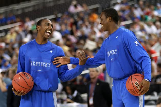 Final Four 2012: Power Ranking Each School's Chances of Winning It All