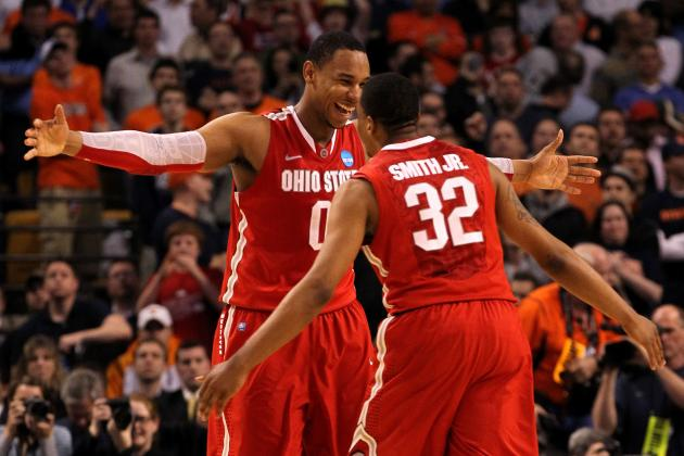 Ohio State vs. Kansas: Jared Sullinger's Woes Will Doom Buckeyes