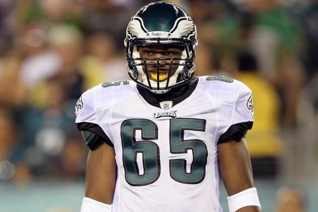 Jason Peters Ruptures Achilles: Can King Dunlap Hold Down the Fort?