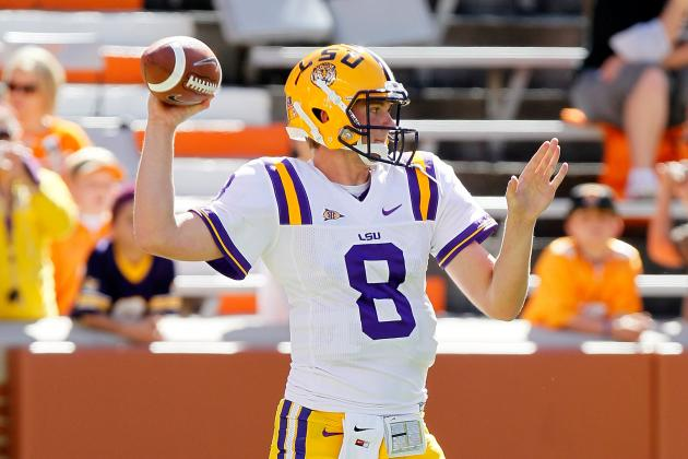 LSU Spring Game 2012 Results: Highlights, Grades and Analysis