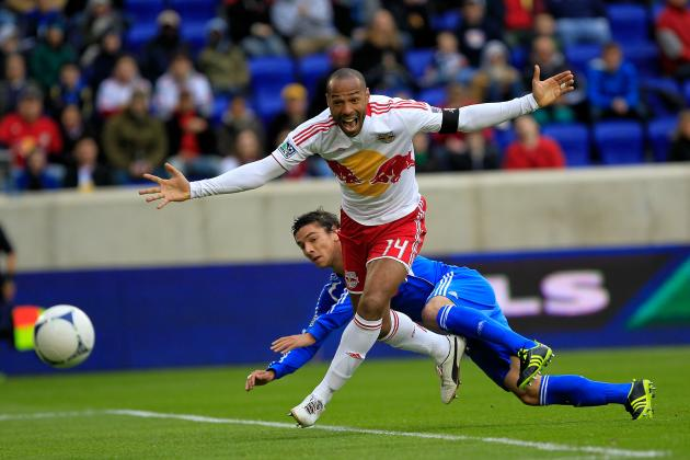 New York Red Bulls: Player Ratings Against Montreal