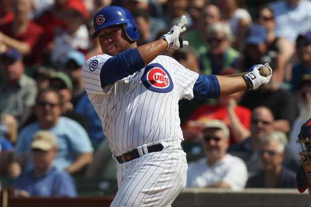 Spring Training 2012: Chicago Cubs Latest Roster Moves