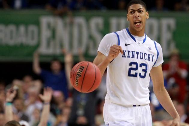 Final Four 2012: Kentucky Tops Louisville to Head to Championship Game
