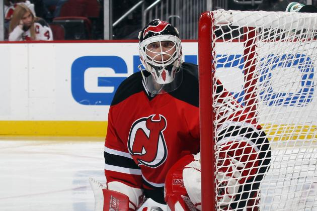New Jersey Devils Clinch Playoff Berth with 5-0 Blowout of Carolina Hurricanes