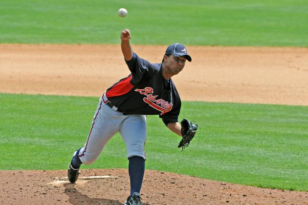 Julio Teheran vs. Randall Delgado: The Battle for the Atlanta Braves No. 5 Spot