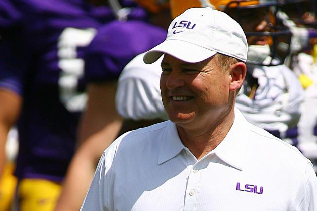 LSU Football: Son of NBA Legend Karl Malone Commits to the Tigers