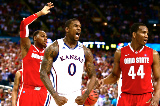 NCAA Scores 2012: Live Game Tracker and Highlights for Final Four