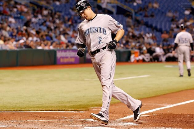Toronto Blue Jays: How Will Kelly Johnson Fare in 2012?