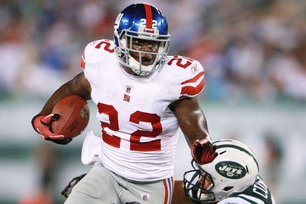NFL Draft 2012: Andre Brown's Suspension May Affect the Giants' Draft Plans