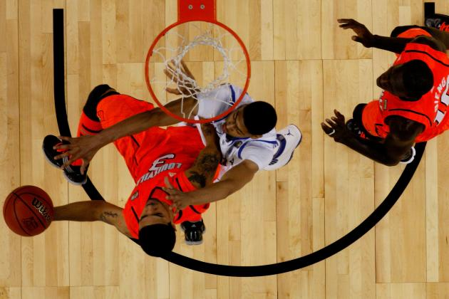 Kansas vs Kentucky: Louisville Reveals Weakness in Wildcats Front Line