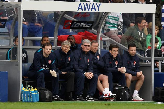 Arsene Wenger Gets Tactics Wrong in the QPR 2-1 Loss
