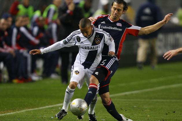LA Galaxy vs. New England Revolution: 6 Things We Learned