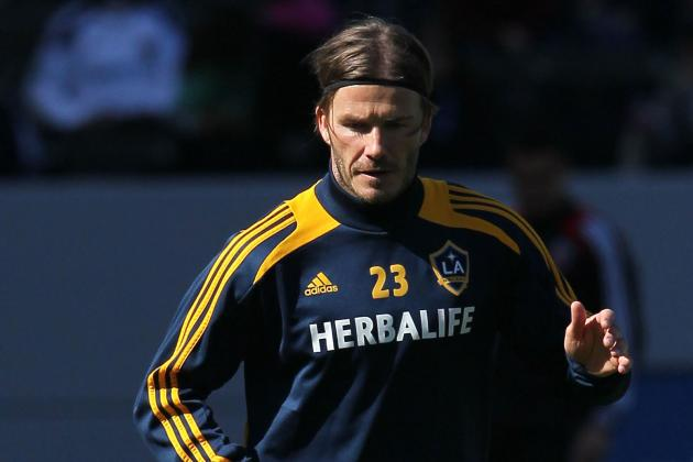 LA Galaxy vs. New England Revolution: Rating David Beckham's Performance